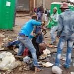 Xénophobe Afrique du Sud, souviens-toi des jours amers