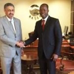 Arrêt sur image: Coris Bank et la BADEA pour relever les défis du développement