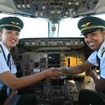 145 Femmes diplômées au Centre de formation d'Ethiopian Airlines