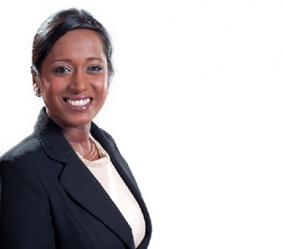 Anjeelee Chinamal, directrice d'Abax Abidjan