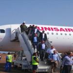 Conakry: Tunisair a atterri dans la capitale guinéenne