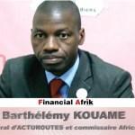 Vidéo:Barthelémy KOUAME (ACTUROUTES) Invité spécial de Financial Afrik