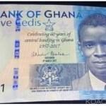 Ghana: Dr JEK Aggrey sur le nouveau billet de 5 GH ¢