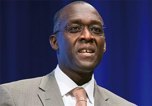 Makhtar Diop, vice-président de la Banque mondiale pour la région Afrique
