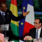 Guinée: Alpha Condé annonce la création d'un centre africain de l'eau et des énergies renouvelables