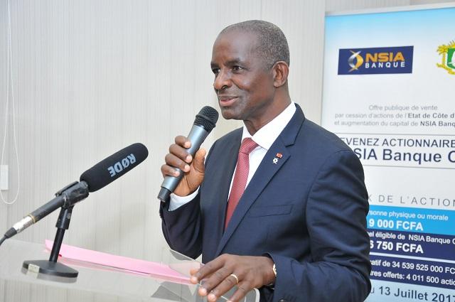 Les actions de NSIA Banque raflées en une journée — Côte d'Ivoire