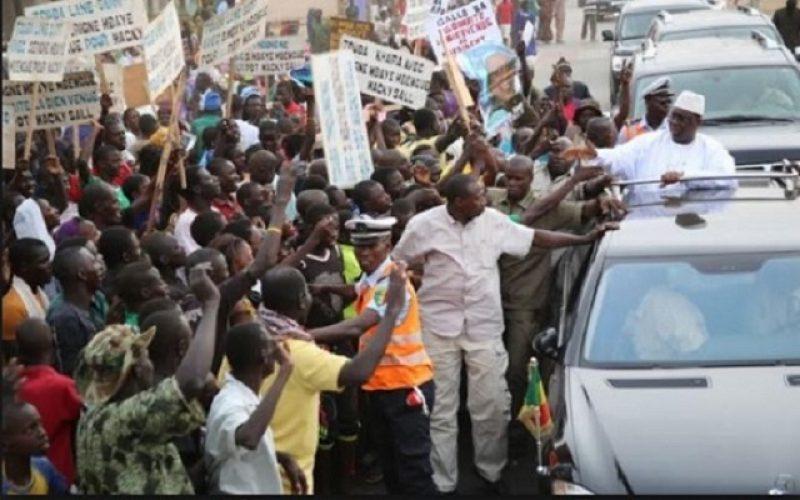 Macky Sall ouvert au dialogue avec l'opposition