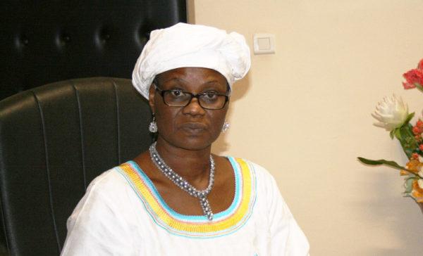 1. Rosine Sori Coulibaly Burkina Faso Le Togo a un des meilleurs ministres des finances d'Afrique