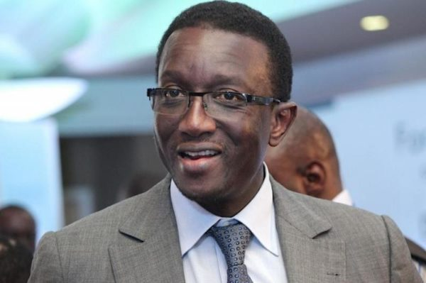 2. Amadou Ba Se%CC%81ne%CC%81gal Le Togo a un des meilleurs ministres des finances d'Afrique