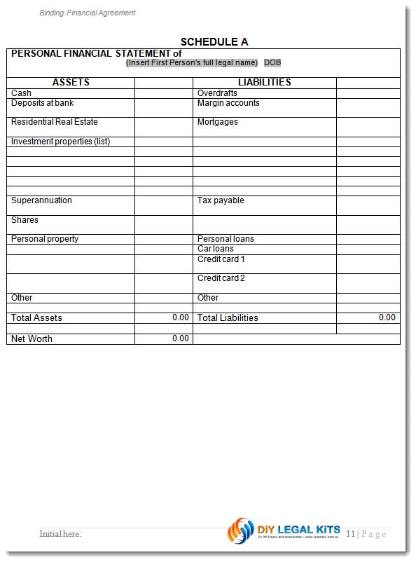 Asset Statement Template verification form sample verification – Asset and Liability Statement Template