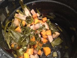 Leftover Vegetables from The Garden? Make Vegetable Stock