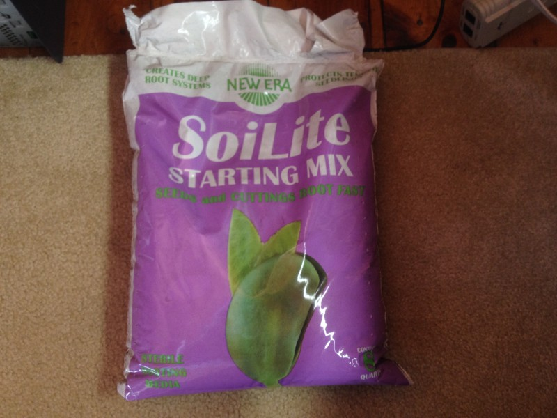 Seedling Soil