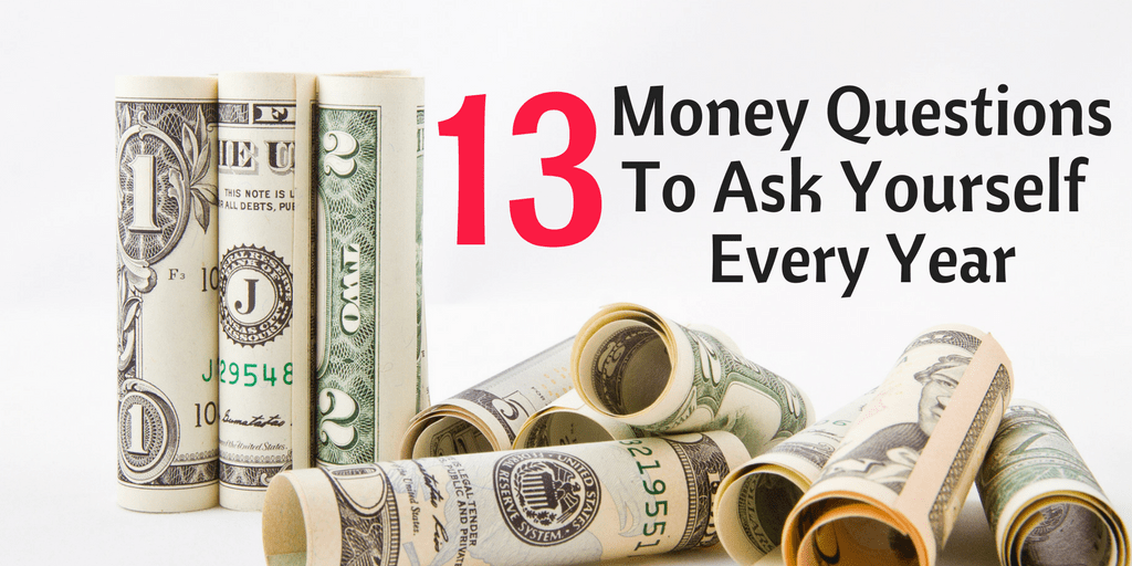 Money Questions | Annual Review