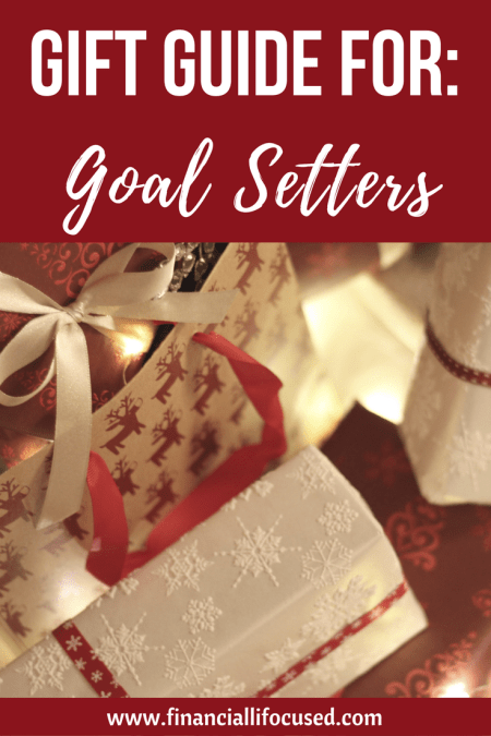 Gift Guide | Setting Goals