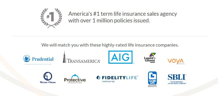 Great Term Life Insurance Companies