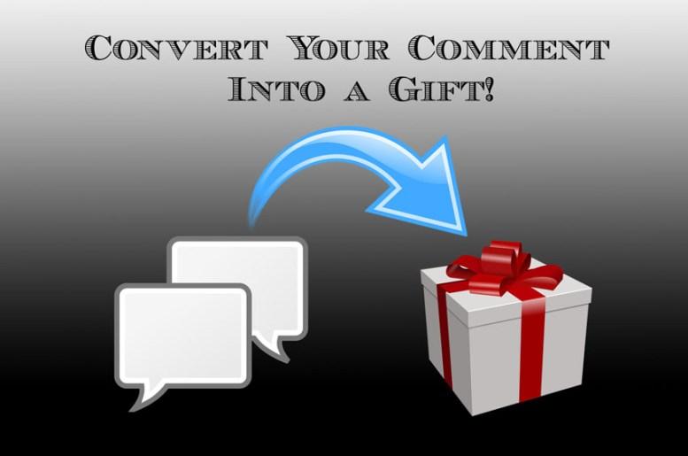 Convert Your Comment