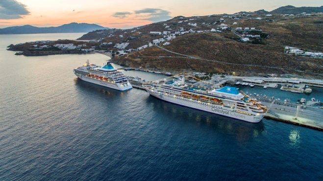 COVID19: Celestyal suspends cruises to May 1 - Financial Mirror