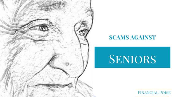 Scams against senior citizens fraud