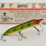 Heddon Vamp in Perch Scale Color Code L