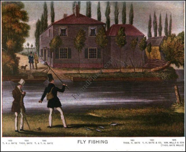19th Century Fishing Lures
