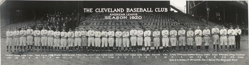 Cleveland Indians 1920