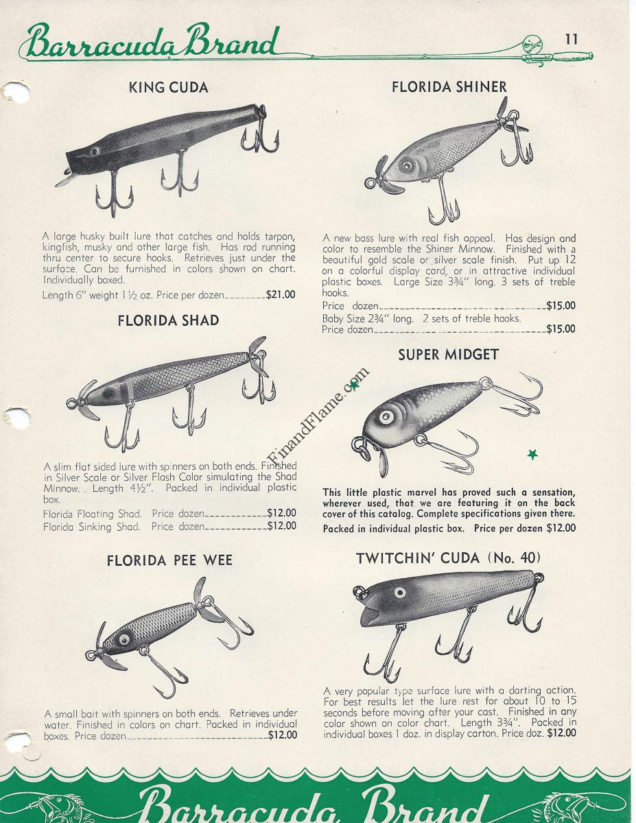 fishing lure archives - fin and flame, Hard Baits