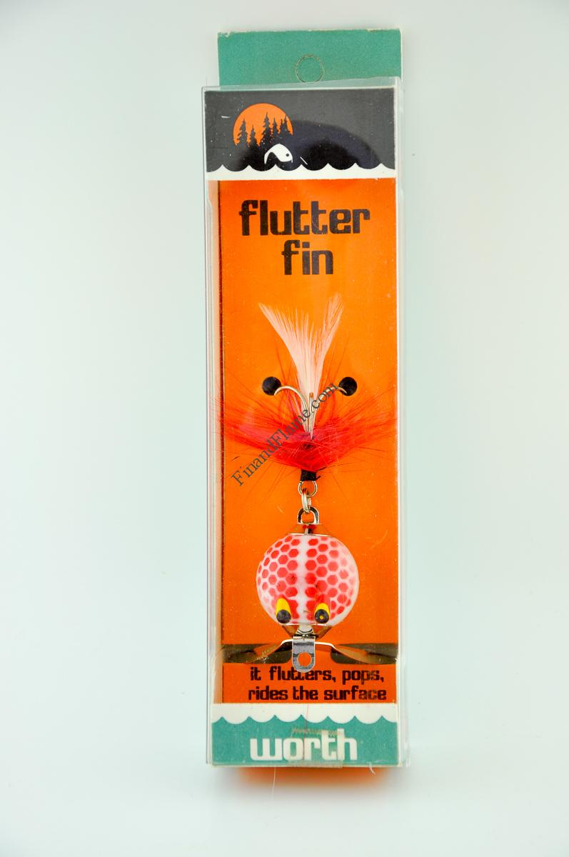 Worth Flutter Fin Lure