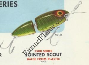 Clark Jointed Scout Lure