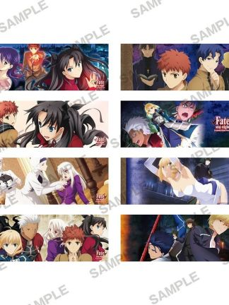 Fate/Stay Night vol2.  mini poster gacha