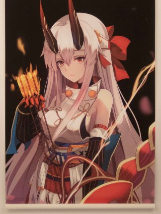 Finanime - Fate/Grand Order - Archer of Inferno - Wall Scroll