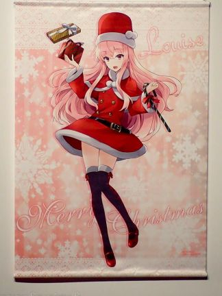Zero no Tsukaima - Louise - Wall Scroll