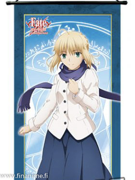Fate/Stay Night - Saber - wall scroll