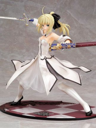 Fate/Stay Night - Saber Lily Caliburn - Fate/unlimited codes