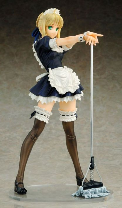 Fate/Hollow Ataraxia - Saber maid ver 2008 figure