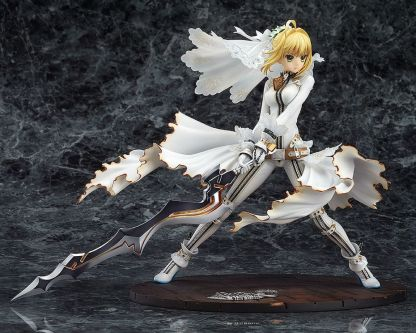 Fate/Extra CCC - Saber Bride