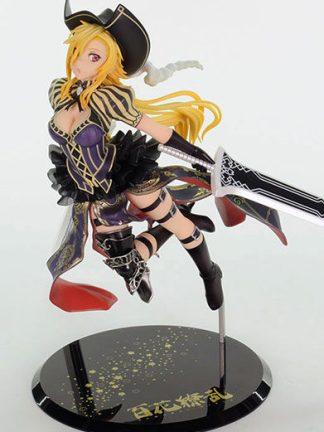 Hyakka Ryoran - Charles D'Artagnan - figure