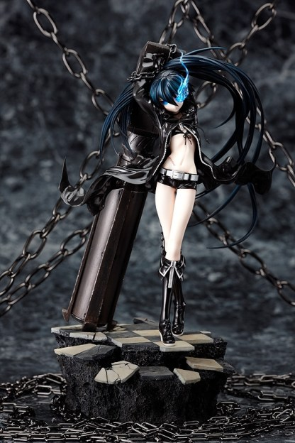 Black Rock Shooter: The Game figure