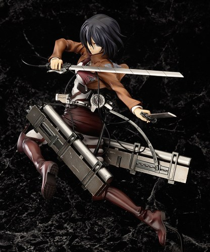 Mikasa Ackerman figure