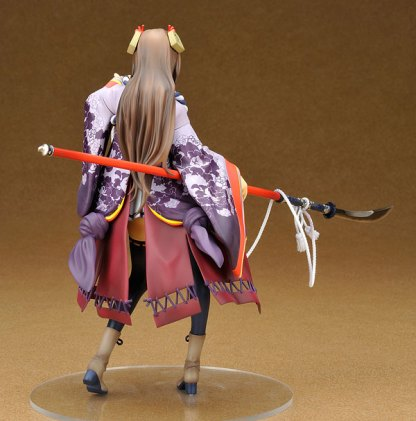 Sen Tokugawa figure