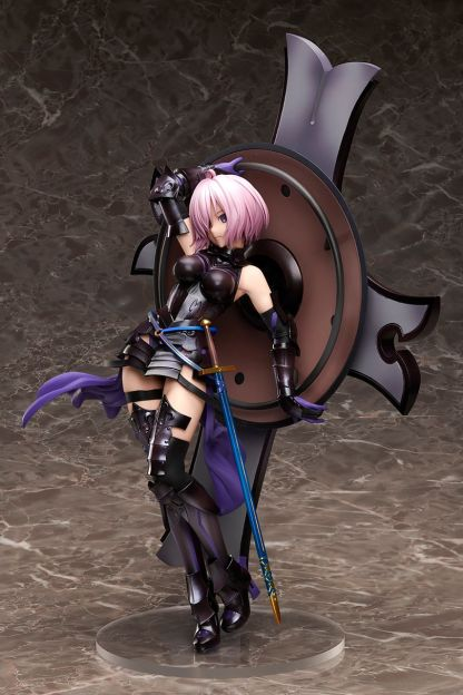 Fate/Grand Order - Mashu Kyrielight, Shielder