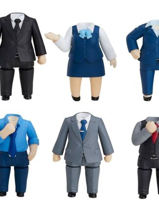 Nendoroid More 6-pack Dress-Up Suits 02 - Good Smile Company Nendoroid More Dress Up Suits 02