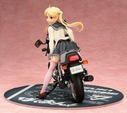 Bakuon!! Suzuki action figure