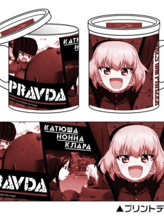 Girls und Panzer - Pravda High School - Mug