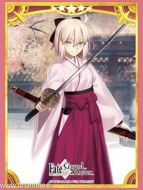 Fate/Grand Order - Sakura Saber - card sleeve