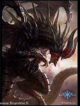 Bahamut - ProtoBahamut - Shadowverse card sleeve
