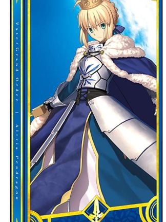 Fate/Grand Order - Saber/Altria - deck box