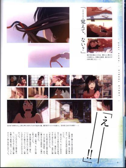 Kimi no na wa book