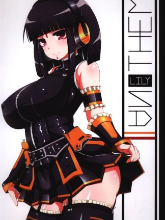 Beatmania IIDX - Lily anthem - doujin