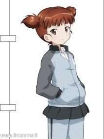 Yuzu Koyama - Mako Reizei