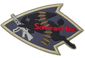 Infinite Stratos - Schwarzer Hase - IS Volume 2 patch